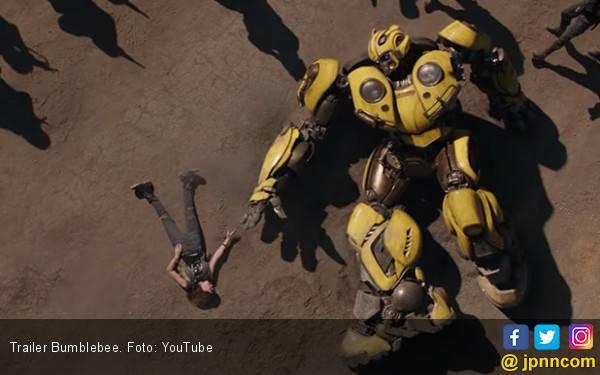 Bumblebee Berpotensi Jadi Penyelamat Transformers - JPNN.com