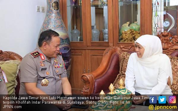 Titah Bu Khofifah untuk Warga Jatim : 22 Mei Puasa di Rumah, Tak Usah ke Jakarta - JPNN.com
