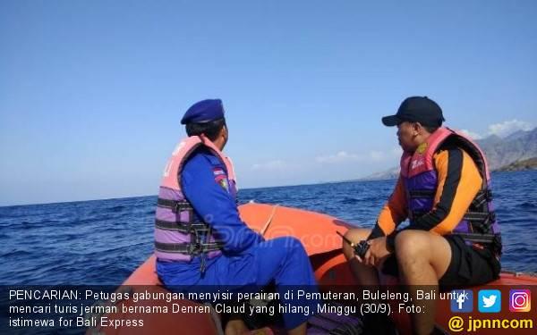 Turis Jerman Instruktur Selam Hilang saat Diving di Buleleng - JPNN.com