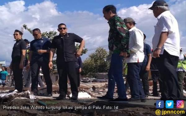 Detektor Tsunami Dicuri, Pak Jokowi Bilang Begini - JPNN.com
