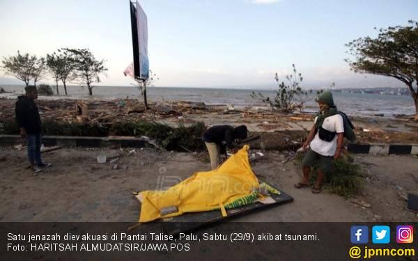 Mayat – mayat Bergelimpangan di Jalan, Merinding - JPNN.com