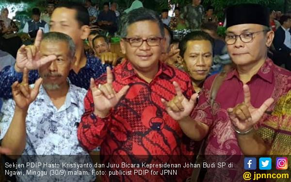 Perkenalkan, Ini Mas Johan Budi Caleg PDIP untuk Warga Ngawi - JPNN.com