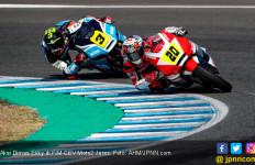Pembalap Indonesia Tampil Maksimal di Moto2 dan Moto3 Jerez - JPNN.com