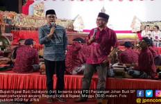 Ikut Wayangan, Johan Budi Beber Alasan Masuk PDI Perjuangan - JPNN.com