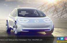 Mobil Listrik VW Digadang Berpotensi Ganggu Nissan dan Tesla - JPNN.com