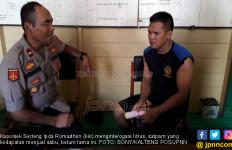 Idrus Beri Kode via Lampu Mobil, Mencurigakan! - JPNN.com