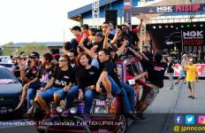 NGK Pitstop Surabaya Rayakan Hari Komunitas - JPNN.com