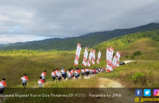 Run to Give Pertamina EP Galang Dana Kemanusiaan - JPNN.com