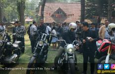 4.000 Bikers Meriahkan Distinguished Gentleman's Ride - JPNN.com