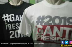 Panitia Deklarasi Ganti Presiden Kena Tegur Panwaslih Aceh - JPNN.com