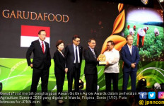 GarudaFood Raih Asean Golden Agrow Awards - JPNN.com