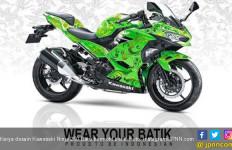 Kawasaki Ninja 250 Baru Berbalut Batik, Nyentrik! - JPNN.com