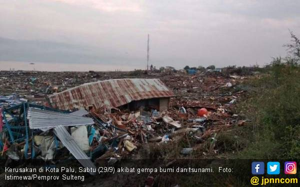 Sejumlah Lokasi Bencana Alam Sulteng Segera Ada Internet - JPNN.com