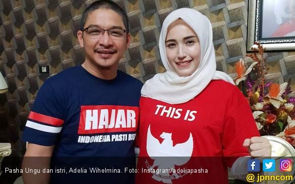 Palu Masih Diguncang Gempa, Pasha Ungu Suruh Istri Pulang - JPNN.com