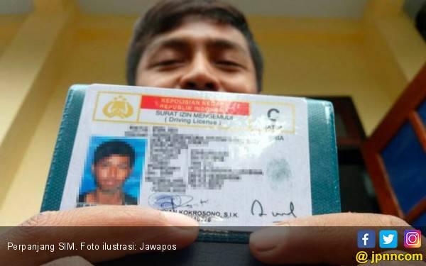 Khusus Pemilu 2019, Polisi Beri Toleransi Bagi Perpanjangan SIM - JPNN.com