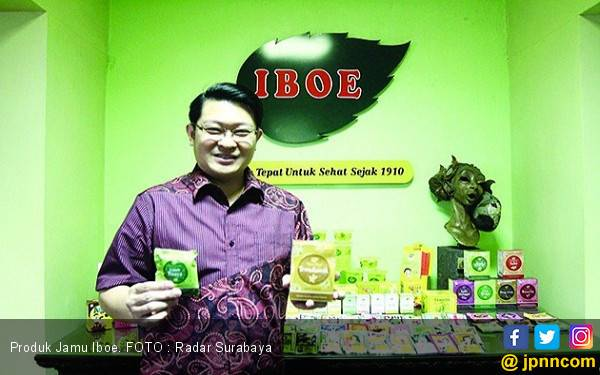 Jamu Iboe Perluas Pasar dengan Konsep Bar - JPNN.com