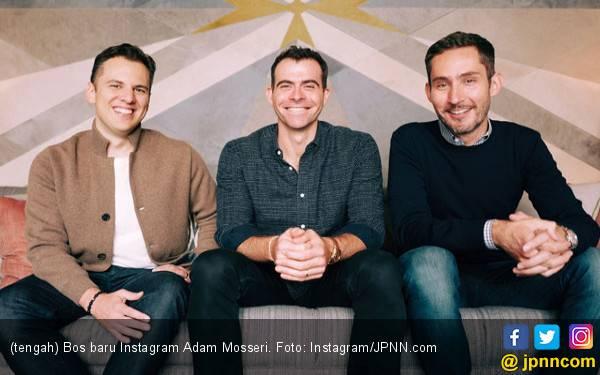 Bos Baru Instagram dan Upaya Kontrol Penuh Facebook - JPNN.com