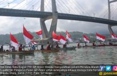 Tim Kirab Satu Negeri Ajak Masyarakat Junjung Persatuan - JPNN.com