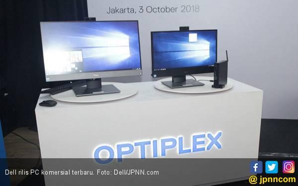Dell Luncurkan 5 Tipe PC Komersial Terbaru - JPNN.com