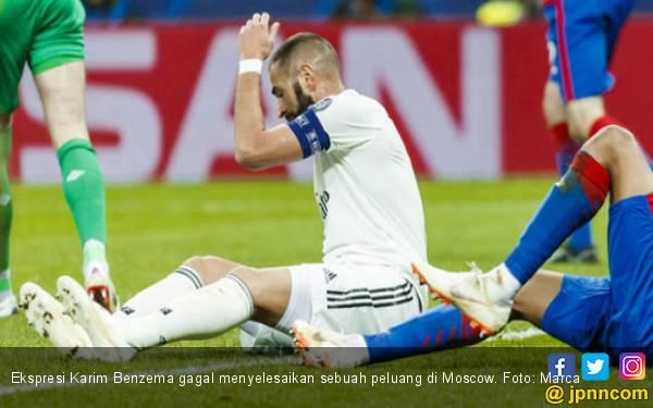 Real Madrid Ulangi Catatan Tragis 11 Tahun yang Lalu - JPNN.com