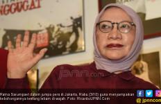 Kasihan, Publik Disuguhi Dagelan Murahan Ratna Sarumpaet - JPNN.com