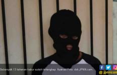 13 Tahanan Kabur dari Polres Kepulauan Seribu sudah Dibekuk - JPNN.com