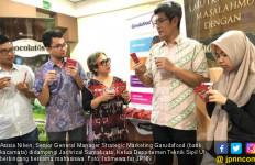 GarudaFood Ajarkan Cara Melihat Peluang ke Generasi Milenial - JPNN.com