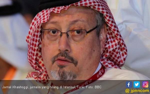 Saudi Terpojok, Intel Turki Klaim Rekam Pembunuhan Khashoggi - JPNN.com