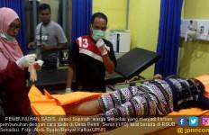 Detik-Detik Suheri Bunuh Bu Supinah, Sadis, Bengis! - JPNN.com