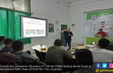 PT Liga Indonesia Baru Puji Loyalitas Suporter PSMS - JPNN.com