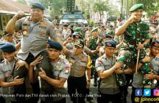 Mayjen Arif Rahman Pimpin Apel Brimob - JPNN.com