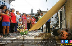 Salut, Polsek Tegalsari Ajari Simulasi Tanggap Bencana - JPNN.com