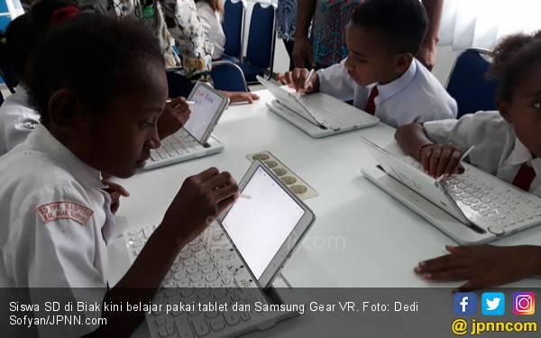 Kemendikbud Pamerkan Rumah Belajar di GESS Indonesia 2019 - JPNN.com