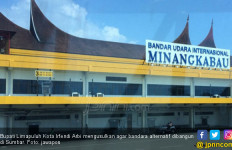 Berkaca dari Palu, Bupati Usul Bandara Alternatif ke Jokowi - JPNN.com