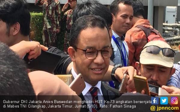 Gara-Gara Penataan Tanah Abang, Anies Dapat Rapor Merah - JPNN.com