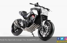 Honda Neo Sport Cafe Concept, Ringkas - JPNN.com
