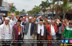 Horas! Sambutan Hangat untuk Kiai Ma'ruf di Taput dan Balige - JPNN.com