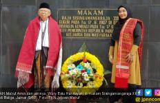Petuah KH Ma'ruf tentang Pancasila di Makam Sisingamangaraja - JPNN.com