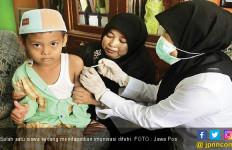 Imunisasi Difteri Lampaui Target di Gresik - JPNN.com