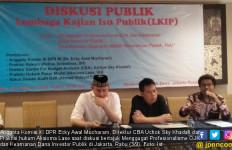 OJK Dinilai Tak Profesional, Ecky: Silakan Lapor ke DPR - JPNN.com