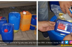 BNN Bongkar Jaringan Narkoba Internasional di Medan - JPNN.com