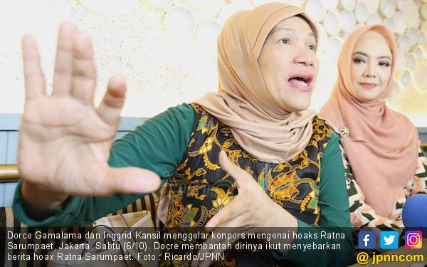 Dorce Gamalama Sudah Siapkan Kain Kafan untuk Dirinya Kelak - JPNN.com