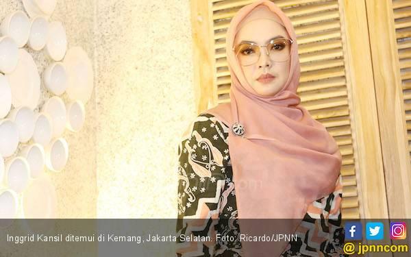 Alasan Inggrid Kansil Unggah Foto Ratna Sarumpaet - JPNN.com
