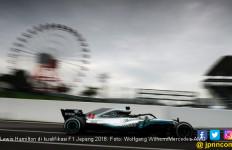 Hasil Kualifikasi F1 Jepang: Hamilton Catat Sejarah 80 Pole - JPNN.com