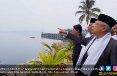 Kesan Kiai Ma'ruf tentang Pesona Danau Toba - JPNN.com