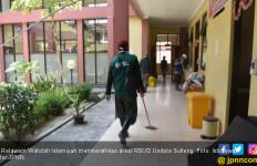 JK Apresiasi Aksi Relawan Wahdah Islamiyah - JPNN.com