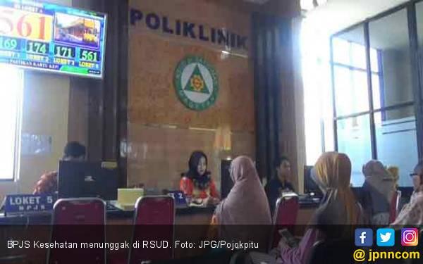 BPJS Kesehatan Tunggak Rp 20 Miliar di RSUD - JPNN.com