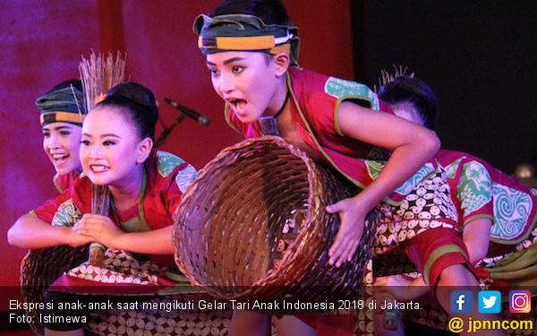 Bantu Anak Ekspresikan Keindahan Melalui Tarian - JPNN.com