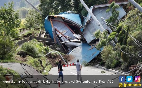 Mereka Belajar dari Gempa - JPNN.com