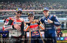 MotoGP Thailand: Marquez Bikin Penonton Bergemuruh - JPNN.com